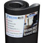 Sole F65 (565812) (2014) Treadmill Walking Belt 1ply Residential + Free 1 oz. Lube