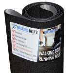Sole F63 (563812) (2014) Treadmill Walking Belt 1ply Sand Blast + Free 1 oz. Lube