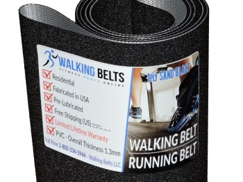 Sole F63 (563812) (2014) Treadmill Walking Belt 1ply Sand Blast + Free 1 oz. Lube