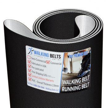 Sole F85 (585812) (2014) Treadmill Walking Belt 2ply Premium + Free 1 oz. Lube