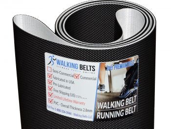 Sole F77 (577812) (2014) Treadmill Walking Belt 2ply Premium + Free 1 oz. Lube