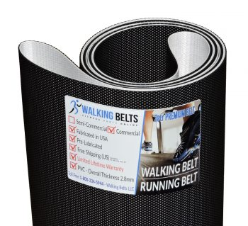 Sole F77 (577812) (2014) Treadmill Walking Belt 2ply Premium + Free 1 oz. Lube