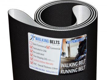 Sole TT8 (588812) (2014) Treadmill Walking Belt 2ply Premium + Free 1 oz. Lube