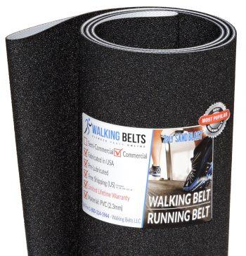 Sole F80 (580812) (2014) Treadmill Walking Belt 2ply Sand Blast + Free 1 oz. Lube