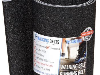 Sole F85 (585812) (2014) Treadmill Walking Belt 2ply Sand Blast + Free 1 oz. Lube