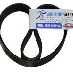 Sole F80 (580812) (2014) Treadmill Drive Belt + Free 1 oz. Lube