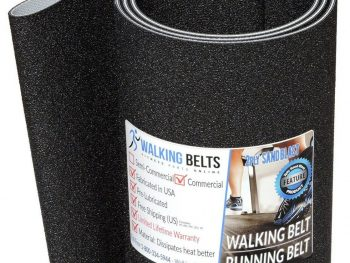 StairMaster Clubtrack 612 (After SN 00456) Treadmill Running Belt 2ply Sand Blast +1oz Lube