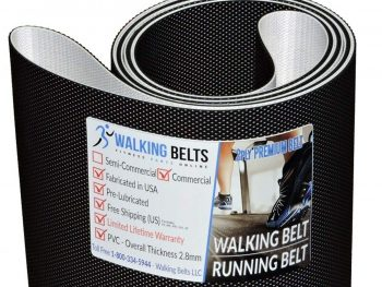 StairMaster Clubtrack 612 (After SN 502) Treadmill Walking Belt 2ply +1oz Lube