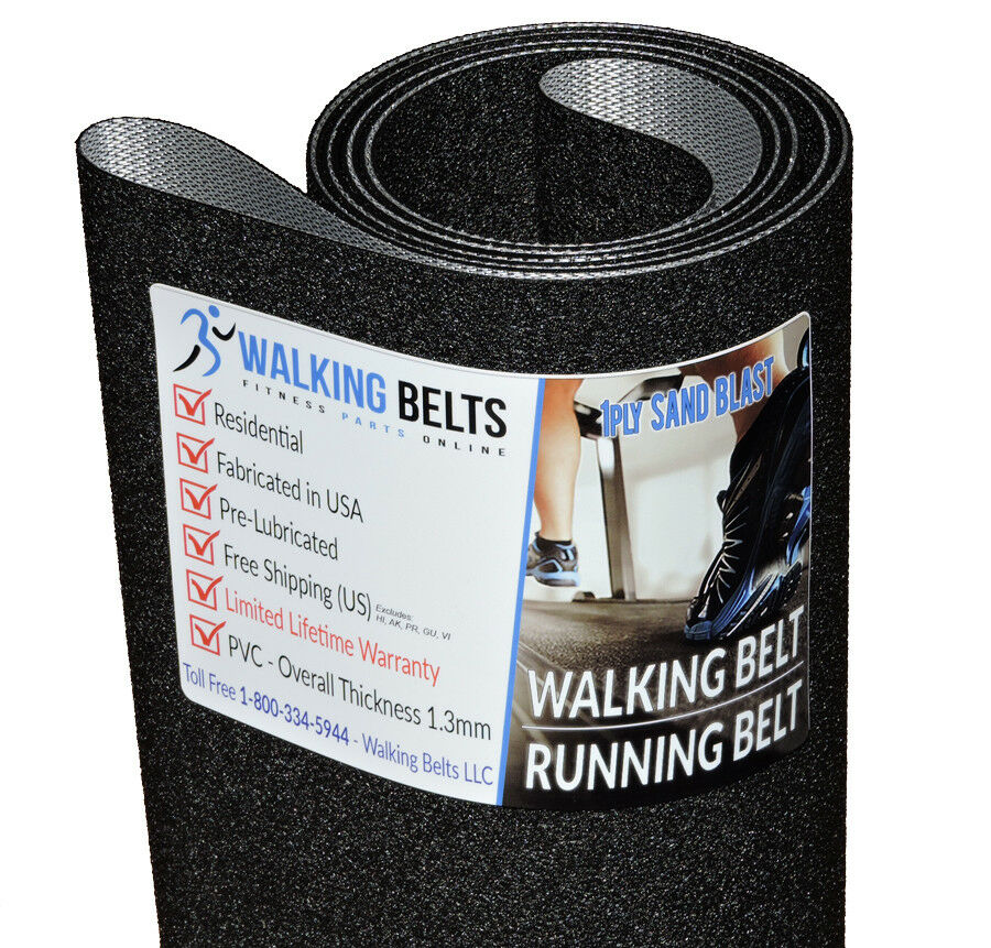 1oz Lube GGTL396102 Golds Gym Trainer 410 Treadmill Walking Belt
