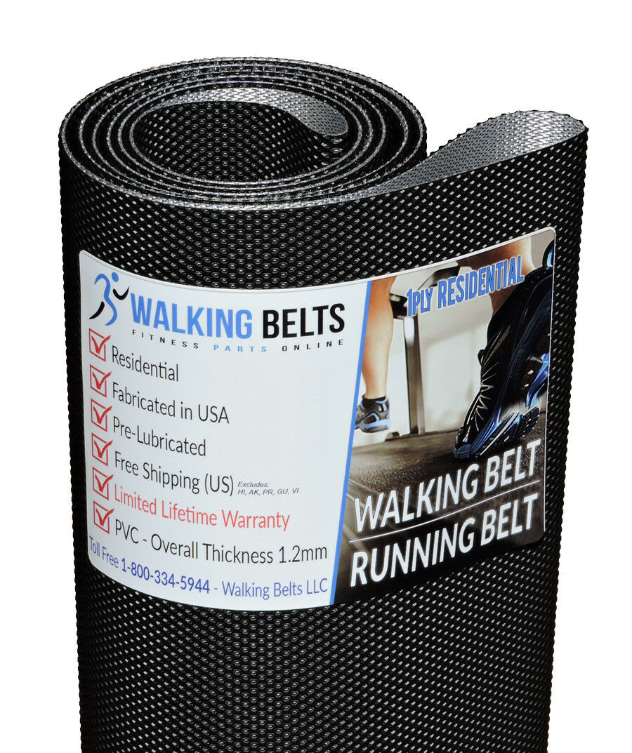 Landice Treadmill Belt Replacement: 248651 ProForm XP Crosswalk 580 Treadmill Walking Belt
